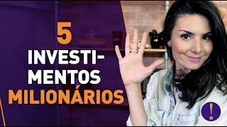 PRIMEIRO MILHÃO: 5 dicas para quem curte baixo risco e quer chegar lá!