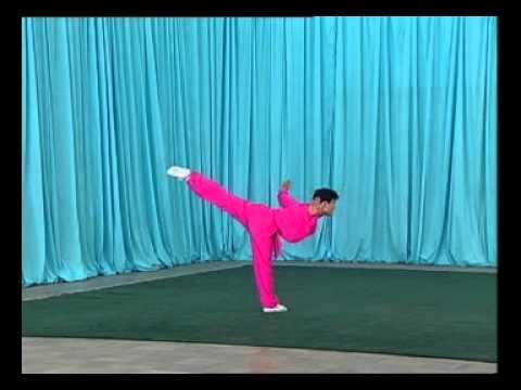 Compulsory Chang Quan #2 - Forma oficial Standard de Wushu moderno