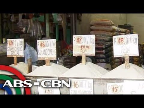 TV Patrol: Negosyanteng 'naghahalo ng shabu sa bigas' timbog sa buy-bust thumbnail