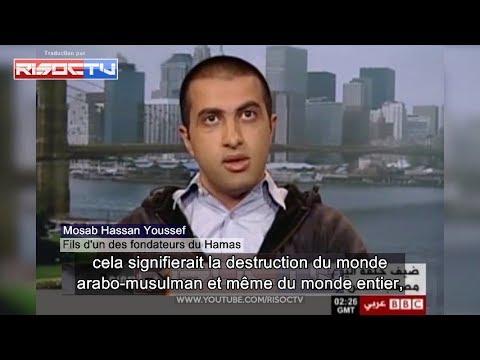 """Un ex-musulman palestinien: """"Si l'islam est appliqué à la lettre, ce sera la destruction du monde"""""""