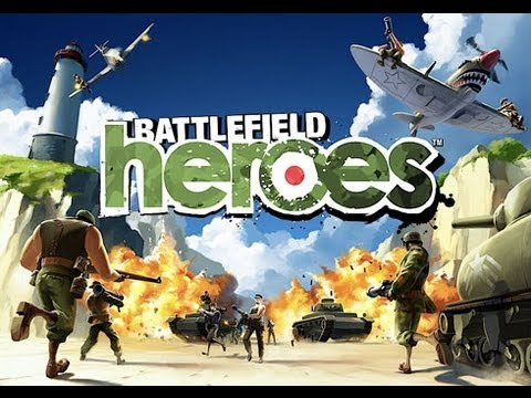 Let´s Play Battlefield Heroes 006 Kostenlose Play4Free Funds; Sniper Lp mit Docsniper2000