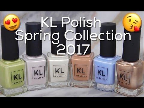 KLPolish Spring Collection 2017