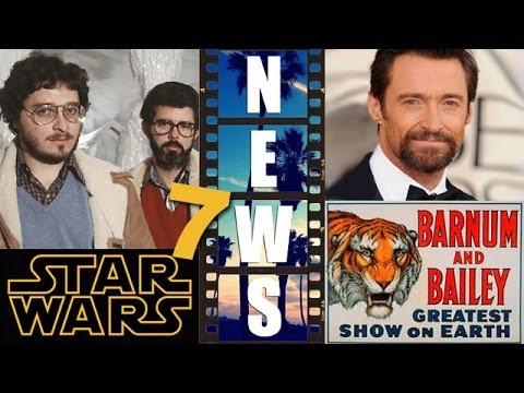 Lawrence Kasdan joins Star Wars Episode 7, Hugh Jackman in PT Barnum Musical - Beyond The Trailer