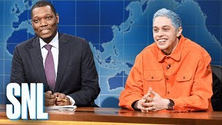 Weekend Update: Pete Davidson's First Impressions of Midterm Election Candidates - SNL