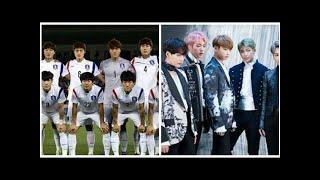 [Top Famocos]Fãs de K-pop torc image Coreia do Sul na Copa e critique xenofobia de brasileiros
