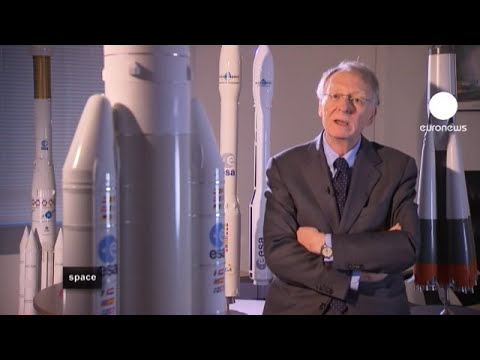 euronews space - La fábrica de cohetes
