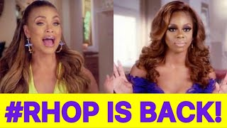 #RHOP Season 4 Episode 1: Can Gizelle Make Amends with Karen?  Candiace Dillard Has Wedding Drama