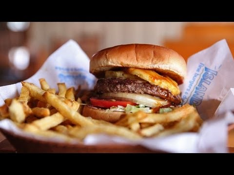 How to Make Islands Restaurant's Hawaiian Burger | Get the Dish