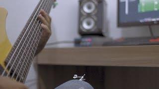 Bass Cover/Amor da sua cama - Felipe Araújo | Versão Márcia Fellipe #Bass Cover