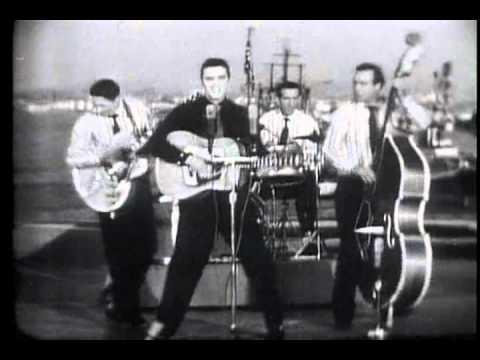 Blue Shoes Elvis Presley