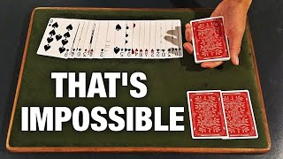 You MUST LEARN This IMPOSSIBLE Card Magic Trick!