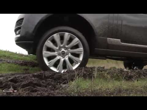 Mudfest 2013: Range Rover SC vs. Jeep Wrangler Unlimited Rubicon