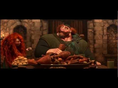 Disney/Pixar Rebelle (Brave) - Bande Annonce Home Entertainment streaming vf