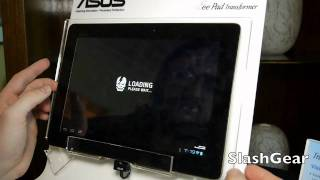 ASUS Transformer Prime 700 series hands-on