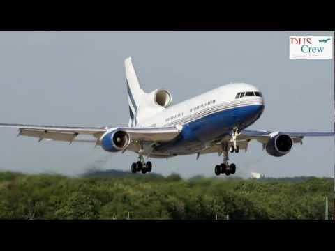 Las Vegas Sands - Lockheed Tristar L-1011 | Landing • DUS