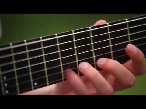 Russian 7 string guitar -Дмитрий Петрачков