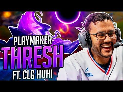PLAYMAKER THRESH FT. CLG HUHI | APHROMOO
