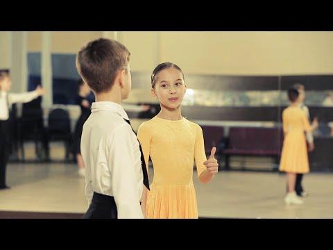 «ТАНЦЫ И ОНА»   Спортивные бальные танцы Новосибирск   короткометражка