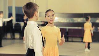 «ТАНЦЫ И ОНА»   Спортивные бальные танцы и юношеская любовь   короткометражка