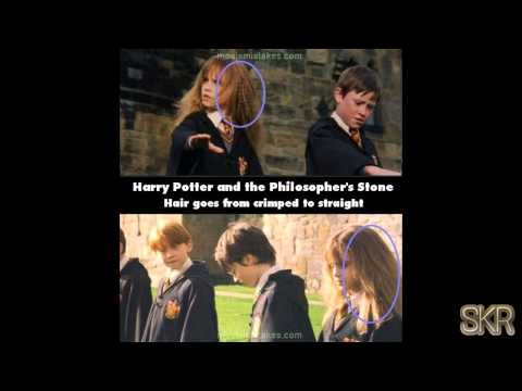 Movie Mistakes: Harry Potter and the Philosopher's Stone (2001)