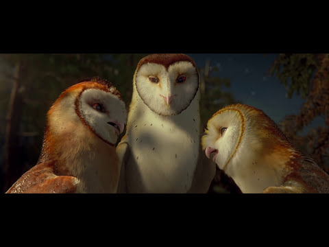 Legend of the Guardians - The Owls of Ga Hoole: Music Video