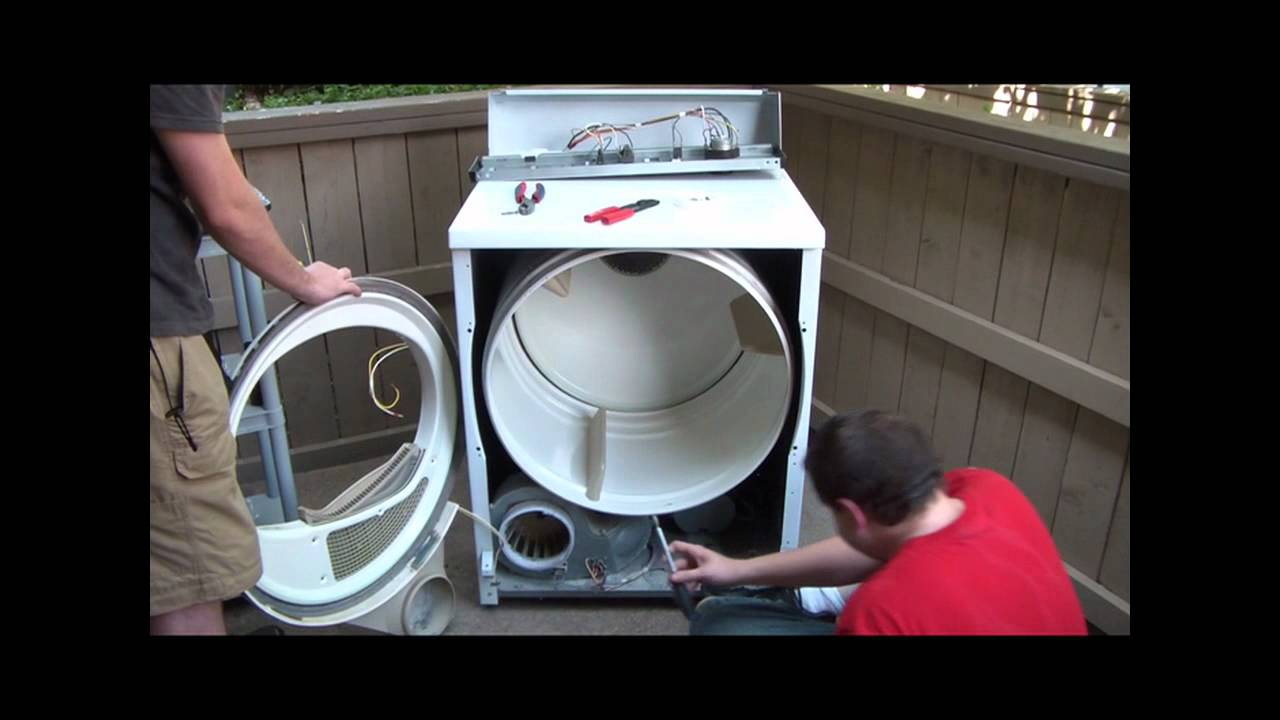 Webb Air Ventilator : How to clean a dryer youtube