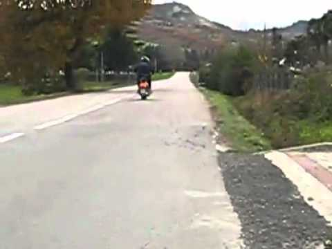 Rimini Lambretta Centre - RLC / DRT Cyclone 5 Speed gearbox test - Video 2