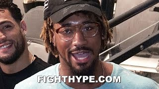 "DEMETRIUS ANDRADE REACTS TO CANELO BEATING JACOBS; EXPLAINS WHY ""CANELO'S GOING DOWN"" IF THEY FIGHT"