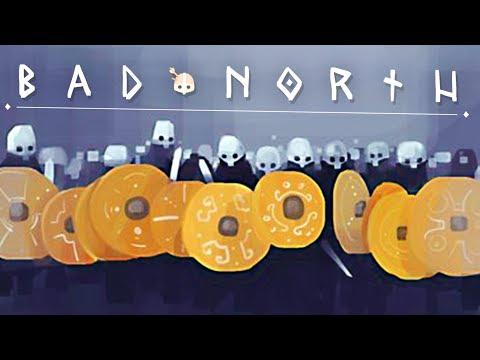 Bad North - Bigger Armies & Special Attacks! - Bad North Gameplay Highlights