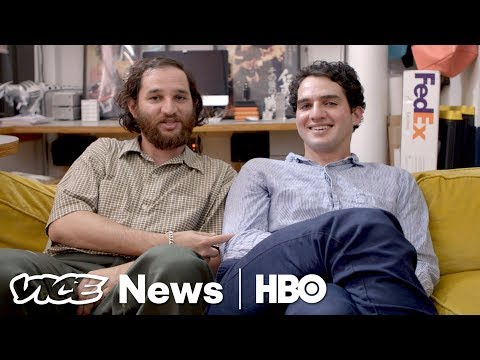"The Safdie Brothers Talk About Their ""Heist Movie On Acid"" (HBO)"