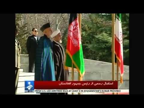 Afghanistan & 'Foe!' Iran Srike Cooperation? Pact Amid Tensions With US