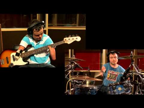 Pistola - Incubus drums and bass cover