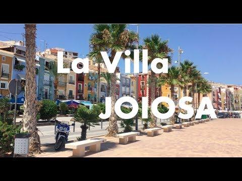 La Vila Joiosa (Villajoyosa) - Costa Blanca - Alicante - Vlog#2