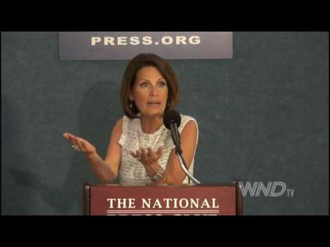 Michelle Bachman Blows the Whistle on Hillary's 'em Assistant and Sharia