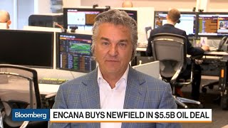 Why Investors Are Reacting Negatively to Encana's Purchase of Newfield