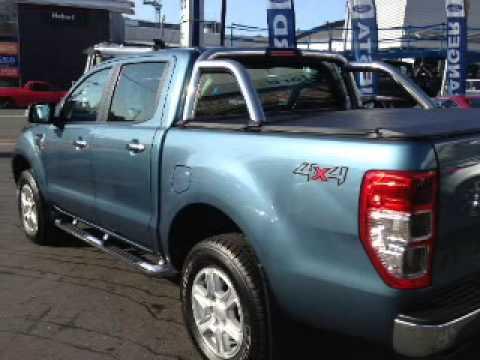 2013 Ford Ranger Xlt 3 2 4x4 Hobart Tas Youtube