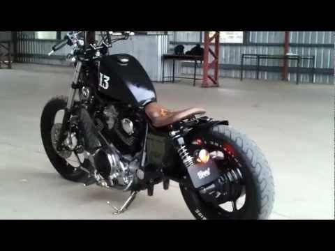 91 Yamaha XV 1100 Custom Bobber