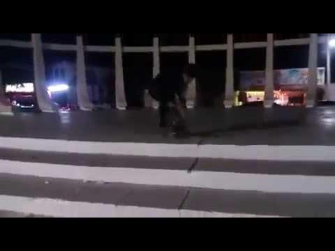 Random Skateboard Fail