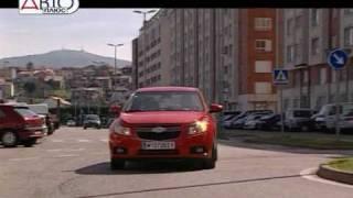Авто+ Наши тесты — Chevrolet Cruze (Шевроле Круз) Часть №1