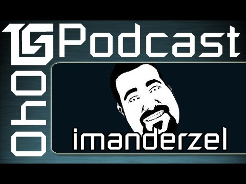 TGS Podcast #40 ft. ImAnderZEL Hosted by TotalBiscuit, Jesse Cox, & Dodger