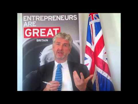 UKTI Around the World - UK Trade & Investment