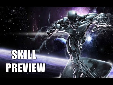 Marvel Heroes: Silver Surfer Skill Preview