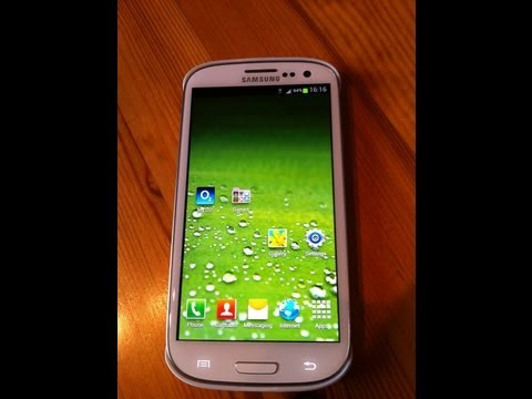 How to Root Samsung Galaxy S3 Sprint/AT&T/T-Mobile/Rogers -- Latest 4.1.1 Jelly Bean and Under