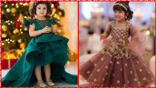 latest baby gown dress designs || Party Wear Dresses For Kids