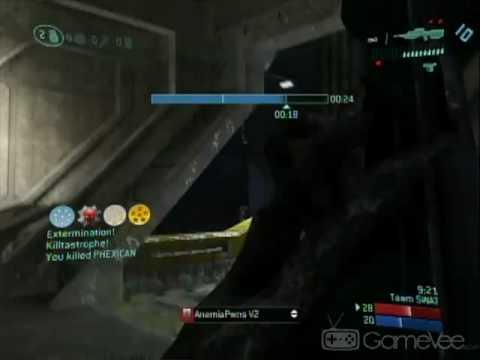 Halo 3 Team Swat Killtastrophe Double Extermination
