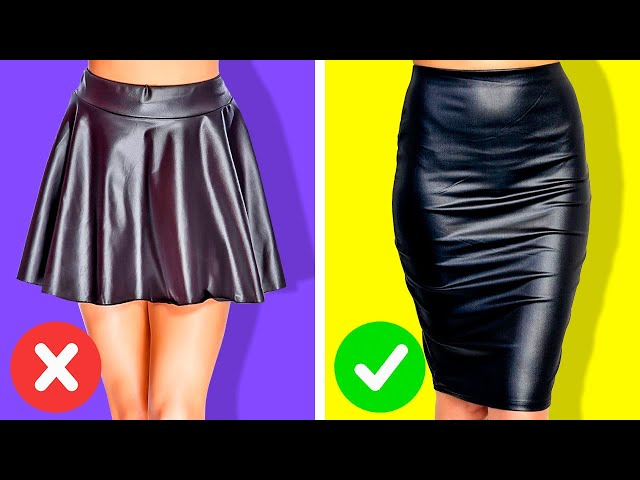 29 Clothing Hacks That Will Change Your Life