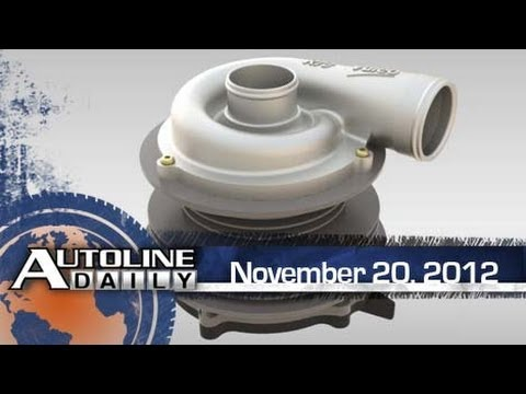 EV, Plug-in Hybrid and Diesel News - Autoline Daily 1018