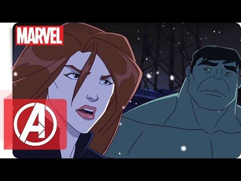 Avengers - Clip: Angriff auf Hulk | Marvel HQ Deutschland