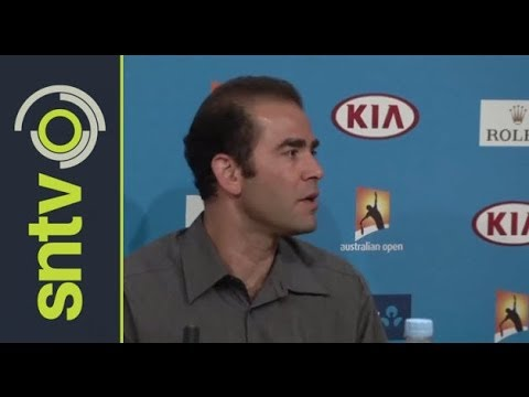 Nadal one of the greatest - Sampras