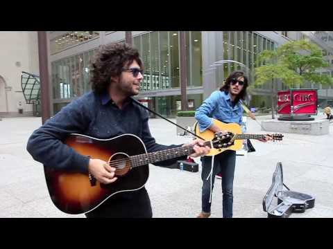 Arkells - Cover Of ms. Jackson (outkast) video